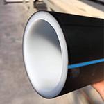 PE给水管供水效益和改善粗糙的表现